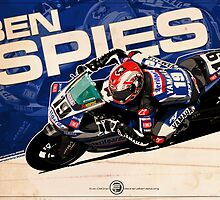 Ben Spies - SBK 2009 by Evan DeCiren