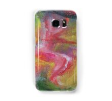 """Dreamscape No.3"" original abstract artwork by Laura Tozer Samsung Galaxy Case/Skin"