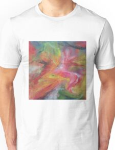 """Dreamscape No.3"" original abstract artwork by Laura Tozer Unisex T-Shirt"