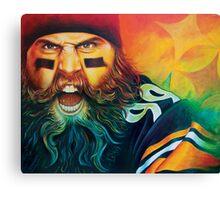 """""""Fear Da Beard"""" Canvas Print"""