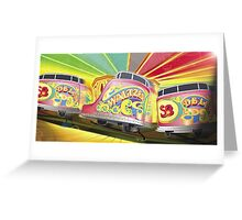 Waltzer 2 Greeting Card