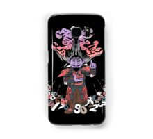 The Count untold. Samsung Galaxy Case/Skin