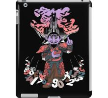 The Count untold. iPad Case/Skin