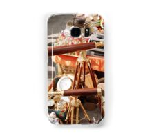 time travellers Samsung Galaxy Case/Skin