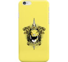 Croceus Smilodon fatalis iPhone Case/Skin