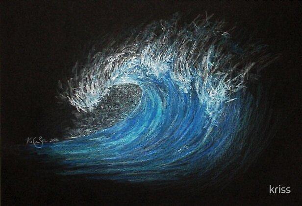 La Mar (The Ocean) by kriss