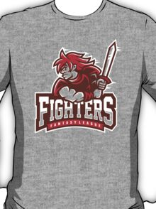 Fantasy League Fighters T-Shirt