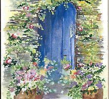 Let me in by ISABEL ALFARROBINHA
