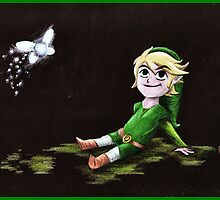 Link and Navi by kriss