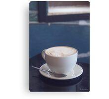 Coffee Canvas Print