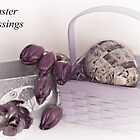 Easter Blessings No. 1 by Sherry Hallemeier
