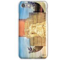Rostral column iPhone Case/Skin