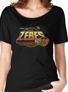 Greetings from Zebes! Women's Relaxed Fit T-Shirt