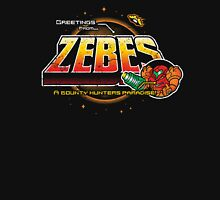 Greetings from Zebes! Unisex T-Shirt