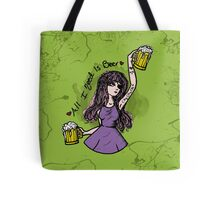 All I Need Is Beer ♥  Tote Bag