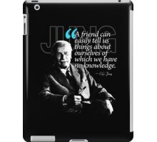 A Quote from Carl Gustav Jung Quote #26 of 50 available iPad Case/Skin