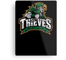 Fantasy League Thieves Metal Print