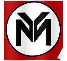 Nicki Minaj - Only - Young Money Logo Poster
