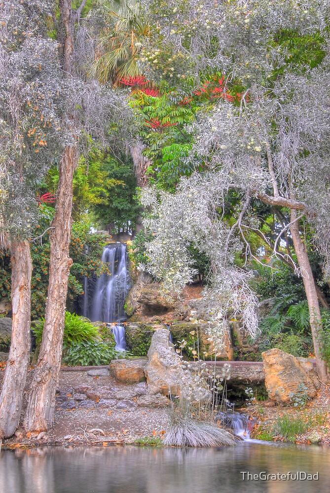 Waterfall (1) by TheGratefulDad