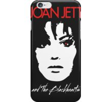 Joan Jett & The Blackhearts iPhone Case/Skin