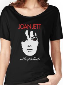 Joan Jett & The Blackhearts Women's Relaxed Fit T-Shirt