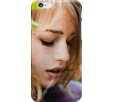 lilac sister iPhone Case/Skin