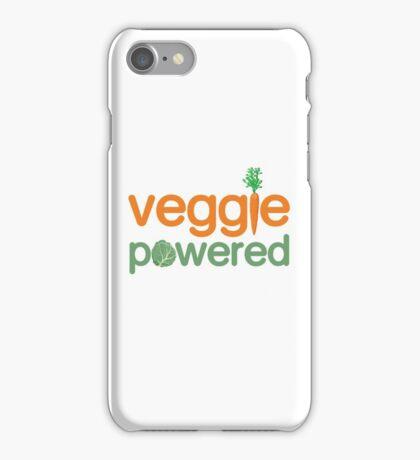 Veggie Vegetable Powered Vegetarian iPhone Case/Skin