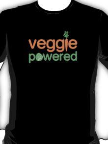 Veggie Vegetable Powered Vegetarian T-Shirt