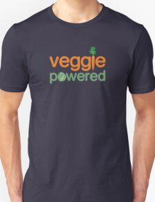 Veggie Vegetable Powered Vegetarian Unisex T-Shirt
