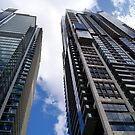 Sydney, Australia ~ sky scraping by Jan Stead JEMproductions
