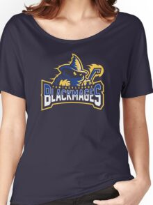 Fantasy League Black Mages Women's Relaxed Fit T-Shirt