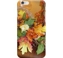 Thanksgiving Display iPhone Case/Skin