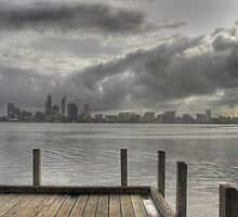 Stormy Skies Over Perth. by TheGratefulDad