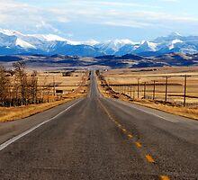 Rockies by John Sault