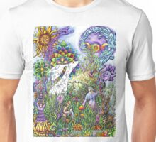 The Hare, a beautiful creature Unisex T-Shirt