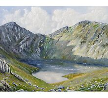 The Minffordd Path to Cader Idris. Photographic Print