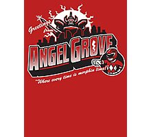 Greetings from Angel Grove! Photographic Print
