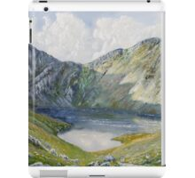 The Minffordd Path to Cader Idris. iPad Case/Skin