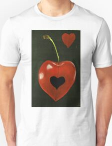 CHERRY WITH HOLE T-Shirt