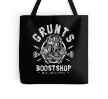 Grunts Boost Shop Tote Bag