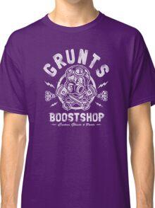 Grunts Boost Shop Classic T-Shirt
