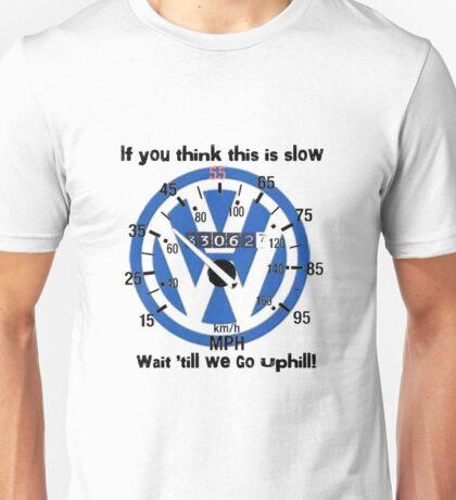 VW Speedometer  Unisex T-Shirt