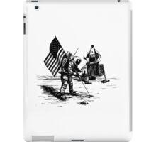 Apollo Moon Landing iPad Case/Skin
