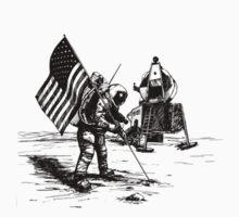 Apollo Moon Landing T-Shirt