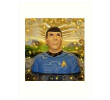 To Boldly Go Where No Hobby Lobby Cookie Jar Has Gone Before Art Print