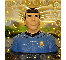 To Boldly Go Where No Hobby Lobby Cookie Jar Has Gone Before Photographic Print