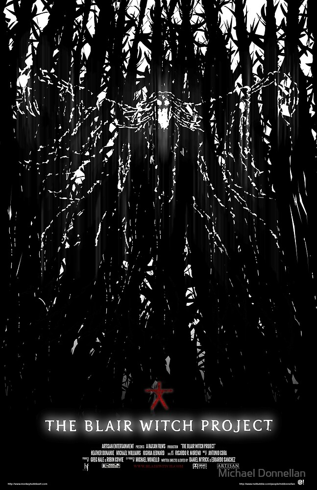 The Blair Witch Project by Michael Donnellan