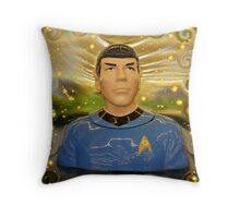 To Boldly Go Where No Hobby Lobby Cookie Jar Has Gone Before Throw Pillow