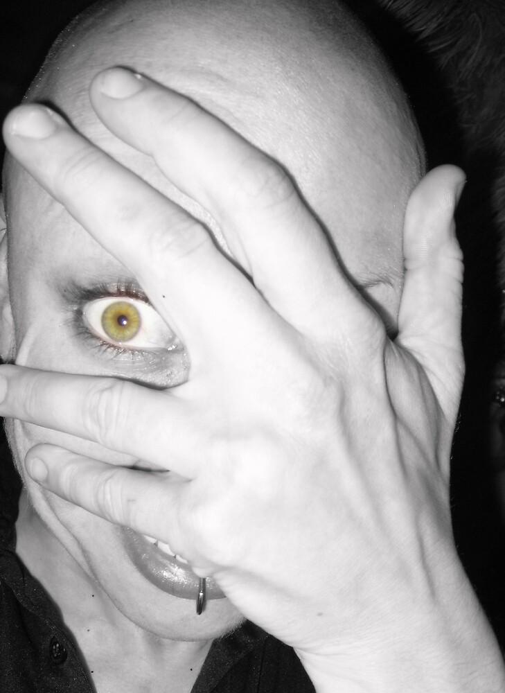 look into my eye by Sasha Mihalova