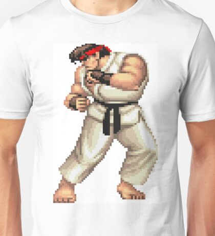 Street Fighter 2 Ryu Unisex T-Shirt